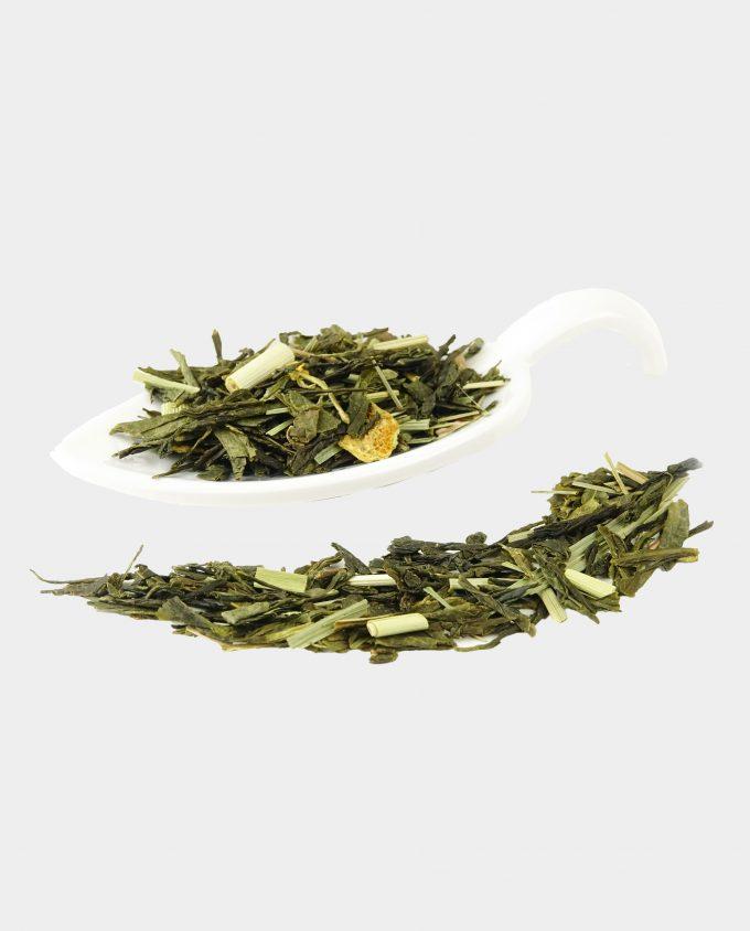 Basis thee met groene theesoorten