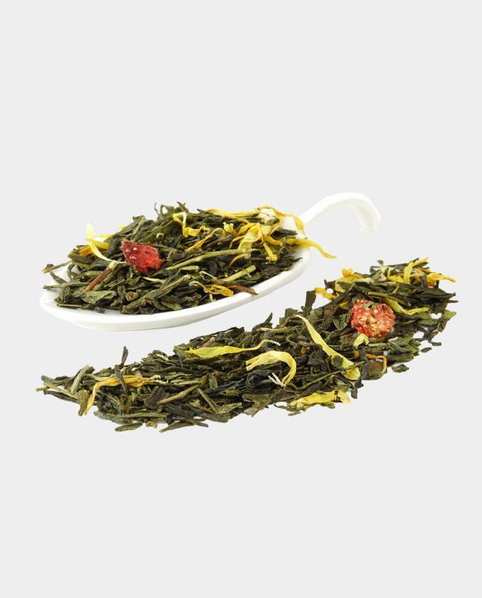 Basis thee met groene en witte theesoorten