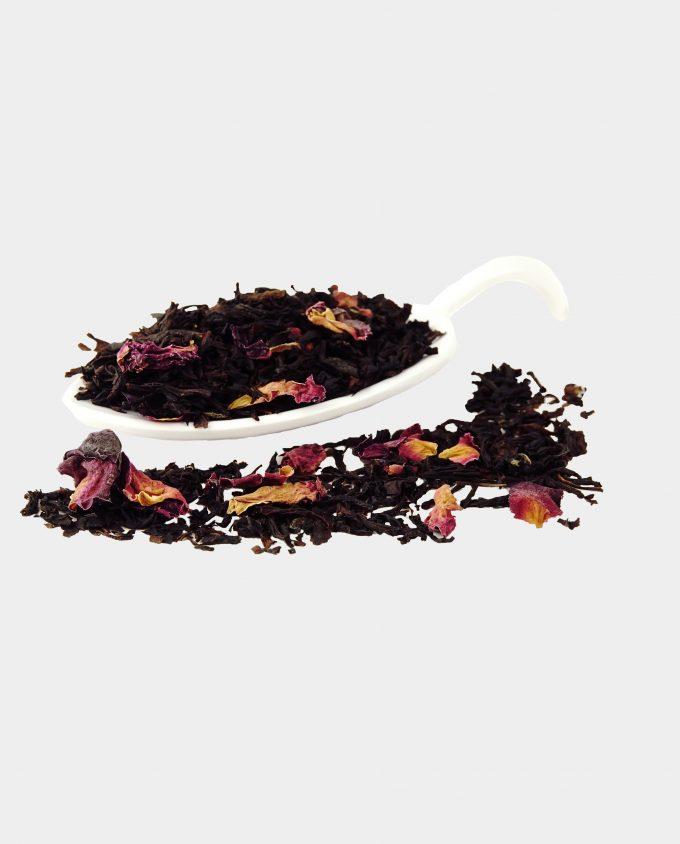 Basis thee met zwarte theesoorten
