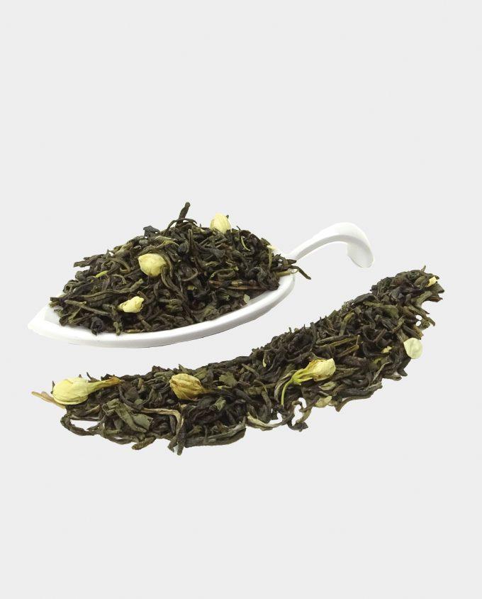 basisthee met witte en groene theesoorten