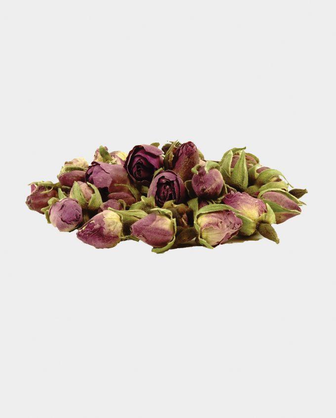 rozenknopjes thee