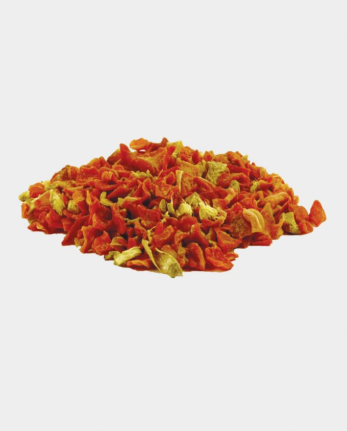 wortel gember thee