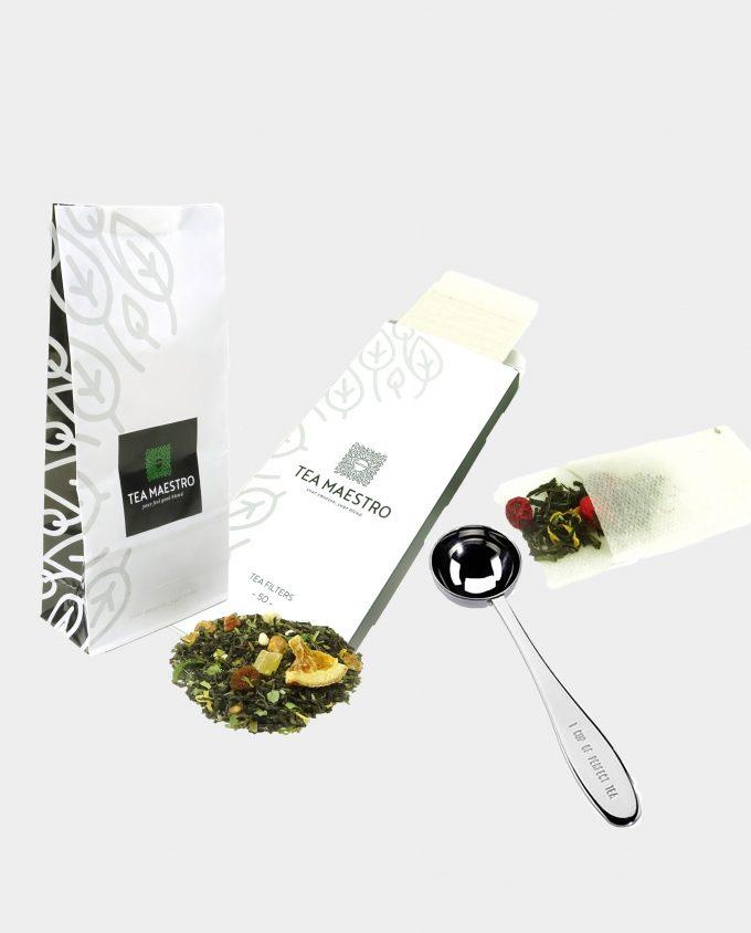 Thee cadeaupakket groene thee jasmijn bestellen