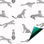Wildlife inpakpapier