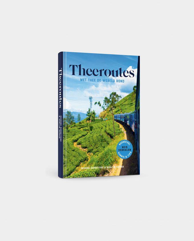 Boek Theeroutes bestellen